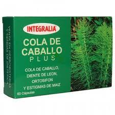 COLA DE CABALLO PLUS 60CAP INTEGRALIA