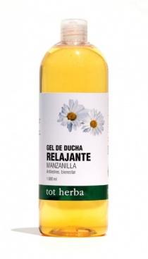 GEL BAÑO MANZANILLA 1LT TOT HERBA-AUTHEX