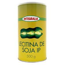 LECITINA DE SOJA IP 500G INTEGRALIA