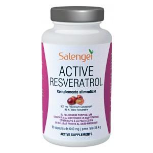 Active Resveratrol 60cap Active supplements SALENGEI