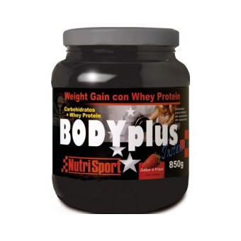 BODYPLUS YOGUR PLATANO 850GR NUTRISPORT