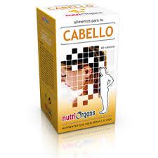 CABELLO 60cap NUTRIORGANS TONGIL