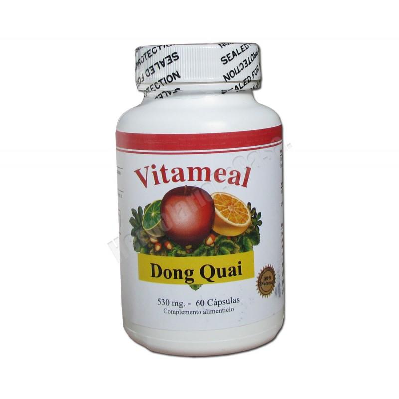 DONG QUAI ANGELICA SINENSIS 500MG 60CAP VITAMEAL