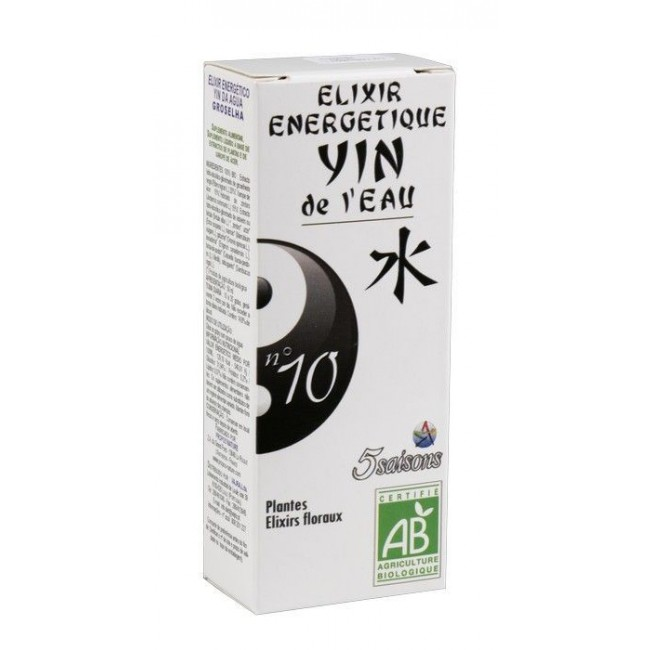 ELIXIR 6 YIN ESTO-PANCRE 50ML 5 SEASONS