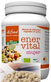 ENER VITAL MUJER BOLITAS 500GR KIFOOD