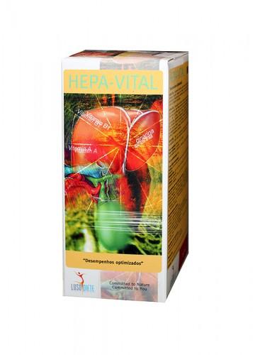 Hepa-Vital 250 ml Lusodiete