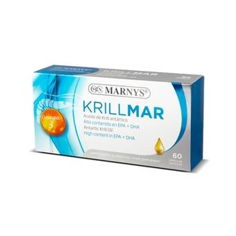 KRILLMAR ACEITE DE KRILL ANTARTICO 60CAPS MARNYS