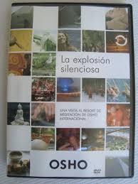 LA EXPLOSION SILENCIOSA DVD OSHO