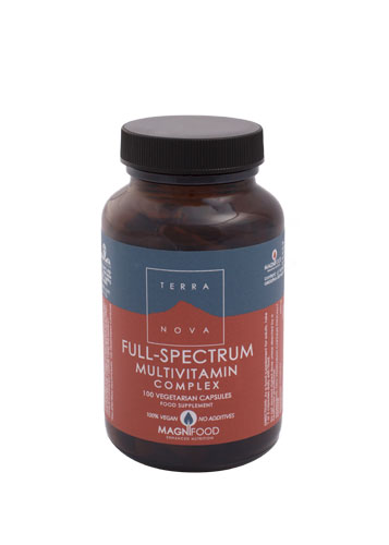 Multinutriente Completo 50 Vcáps Terranova