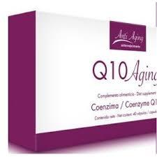 Q10 AGING 40cap. (Q9) ANTI AGING