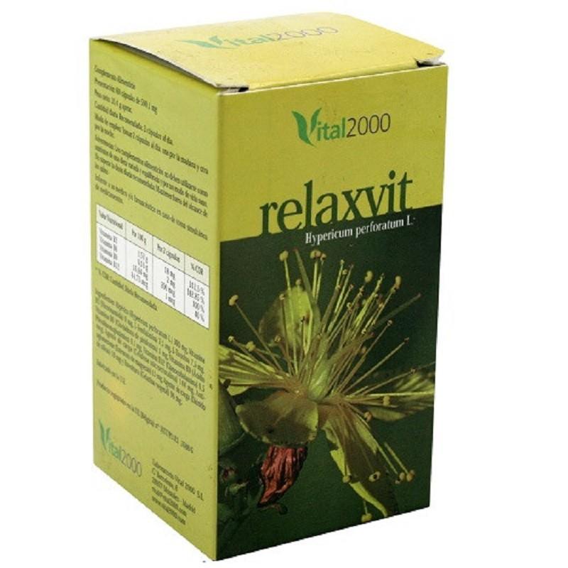 RELAXVIT 60CAP VITAL 2000
