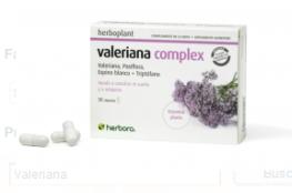 VALERIANA COMPLEX 30CAP HERBORA