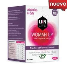 WOMAN UP30 STICK LKN LIFE