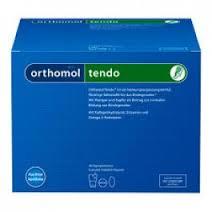 orthomol tendo Granulado 30 sobres orthomol
