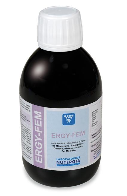 ERGYFEM 250 ML NUTERGIA