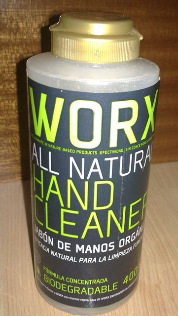 WORX HAND CLEANER 400 ml