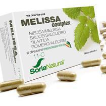 CAP. 11-C MELISA COMPLEX 60 CAP SORIA NATURAL