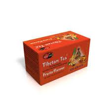 TIBETAN TEA FRUTAS 30B ORIENTAL SECRETS