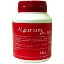 ALGATRIUM PLUS 60 PERLAS 1200MG