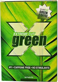 EXTREME CUT GREEN (cafe verde descafeinado) 100C Gold Nutrition