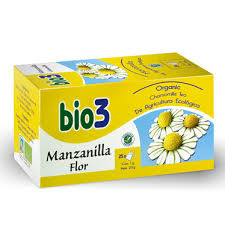 MANZANILLA FLOR 25B BIO 3