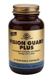 VISION GUARD PLUS 60 CAP SOLGAR