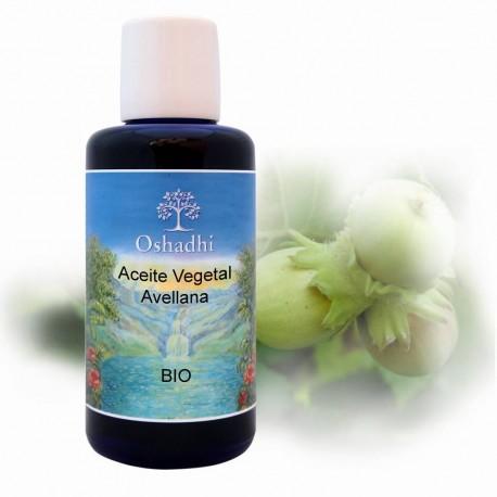 Aceite vegetal Avellanas 100ml OSHADHI