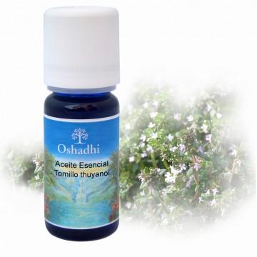 Aceite esenciales Tomillo Thuyanol 5 ml OSHADHI