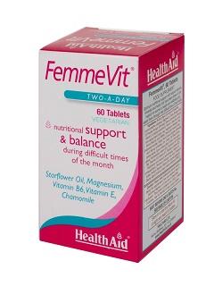 FemmeVit® 60Comp HealthAid