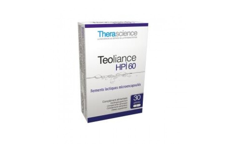 TEOLIANCE HPI 60 30cap THERASCIENCE