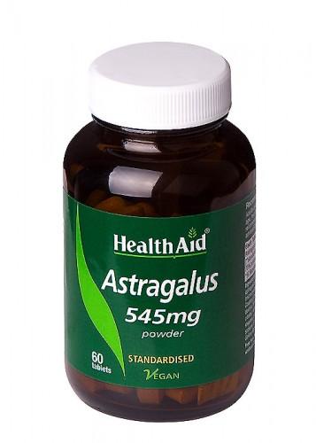 Astrágalo Astragalus membranaceus 545mg 60comp HealthAid