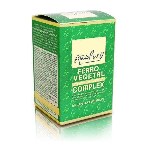 Ferro-Vegetal Complex 30cap TONGIL