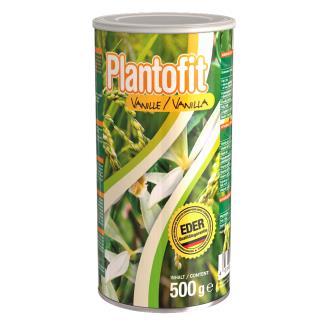 PLANTOFIT SABOR VAINILLA 500GR EDER HEALTH NUTRITION
