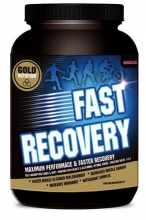 FAST RECOVERY NARANJA 1 KG  Gold Nutrition