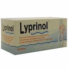 LYPRINOL 50 PERLAS UNIVERSO NATURAL
