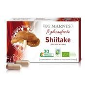 SHIITAKE BIO. LINEA B-GLUCANFORTE 30C MARNYS