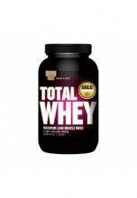 TOTAL WHEY CAPUCINO 1 KG  Gold Nutrition