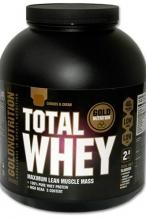 TOTAL WHEY FRESA 2 KG  Gold Nutrition
