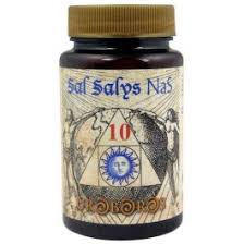 SAL SALYS 10 NaS 60comp JELLY BEL