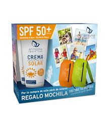 PACK CREMA SOLAR 2X150ML + REGALO DE MOCHILA ARMONIA
