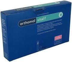 orthomol vital f 7 viales Orthomol
