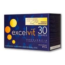 EXCELVIT SPORT membrana da huevo 30sbrs