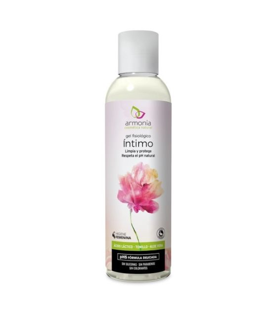 GEL INTIMO ALOE VERA TOMILLO 300ML ARMONIA