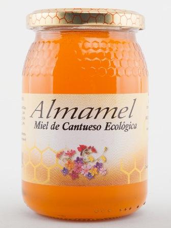 MIEL CANTUESO 500GR eco ALMAMEL