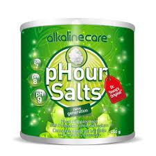 PHOUR SALTS 445GR ALKALINE CARE