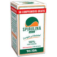 SPIRULINA 125C TONGIL