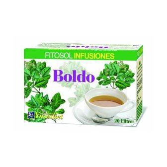 FITOSOL FILTROS BOLDO 20 bolsitas