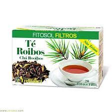 FITOSOL FILTROS TE ROOIBOS 20 bolsitas