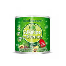 16 GREENS 220GR ALKALINE CARE