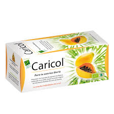 CARICOL 30 SOBRES X20ML 100 % NATURAL